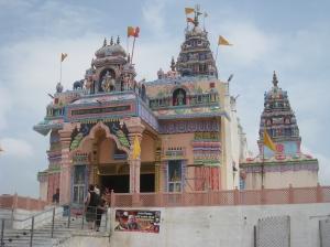 route Bharaptur 09