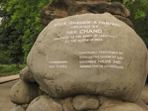 chandigarh rock garden 68