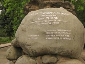 chandigarh rock garden 68