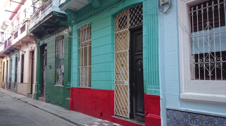 La Havane 1-3- Casa de Isabel.JPG