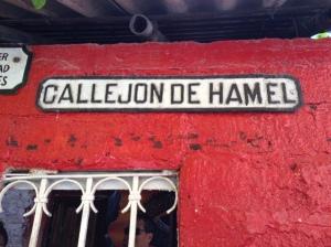 La Havane 2-1-2  Callejon de Hamel