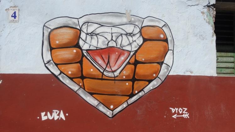 La Havane 2-47-2 Callejon de Hamel