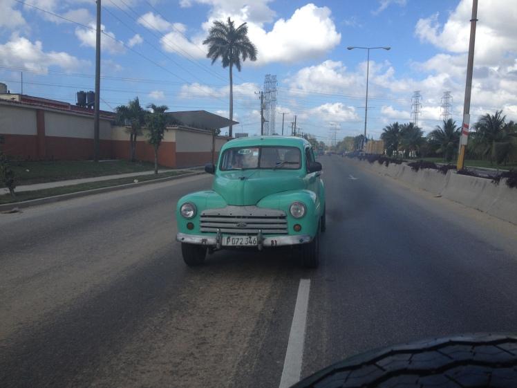 Route Trinidad 7-1