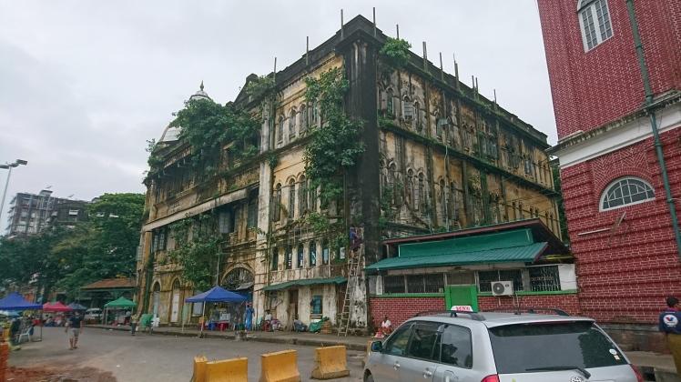 Yangoon 5-39